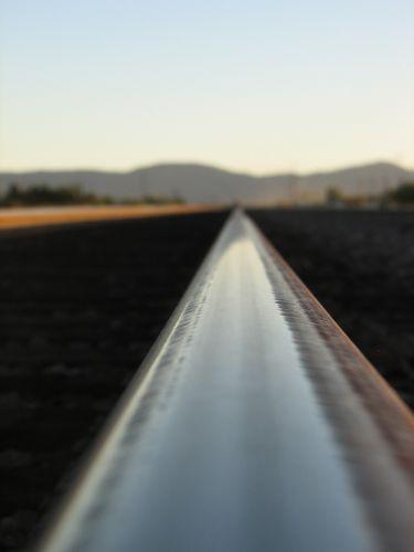 Railroad tracks A blog