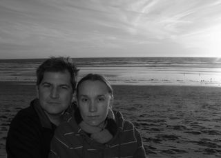 Me & simon venice beach